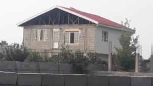 فروش یک خانه ویلای در روستایی آرام
