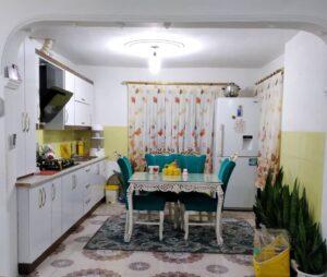 فروش خانه ویلایی در روستای تازه آباد