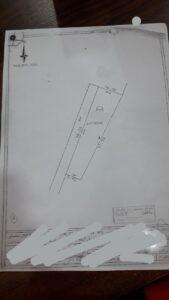 فروش یک قطعه زمین به متراژ۷۳۵ متر در آستانه اشرفیه