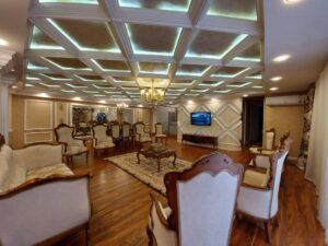 آپارتمان ۱۴۰متری واقع در لاهیجان با امکانات فوق العاده