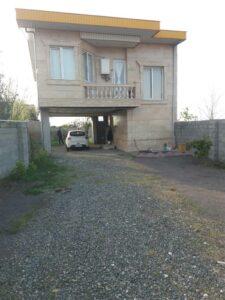 فروش یک واحد خانه ویلایی ۴۷۰ متر لوکس واقع در گیلان